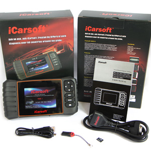 iCarsoft CR Plus Professional OBD2 Diagnostic Code Scanner Tool