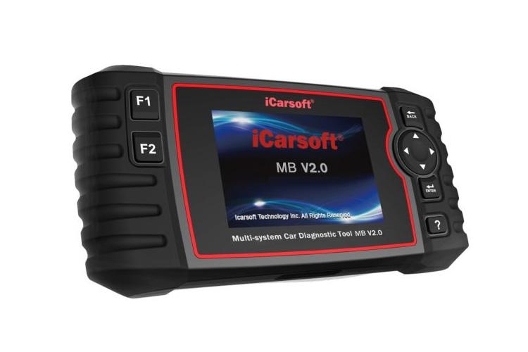 icarsoft mb v2 0 mercedes benz smart obd2 car diagnostic fault code scanner tool ebay. Black Bedroom Furniture Sets. Home Design Ideas