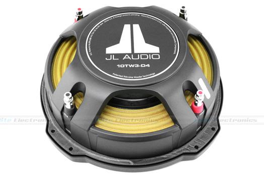 Audio 10tw3d4 10\ Shallow Mount Subwooferrheliteelectronicsau: Jl Audio 10tw3 At Taesk.com