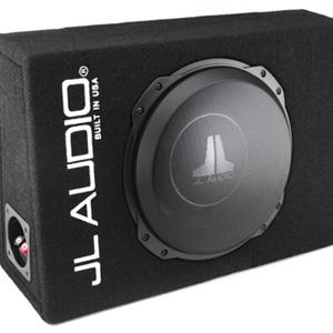 "JL Audio CS112TG-TW3 12"" Sealed Loaded Subwoofer"