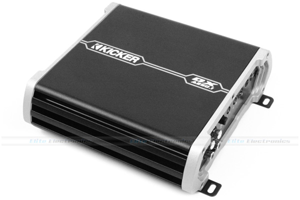 Kicker Dx 2501 Wiring Diagram