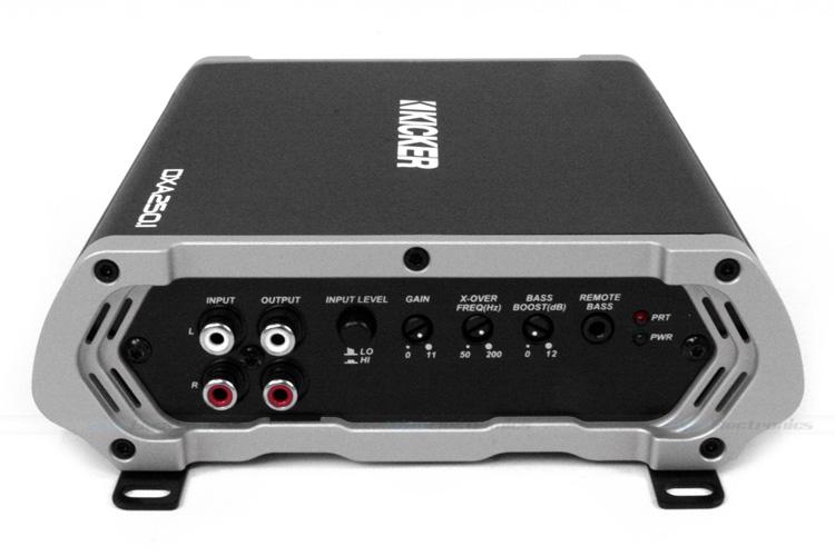 Kicker 43DXA2501 250W x 1 Car Amplifier