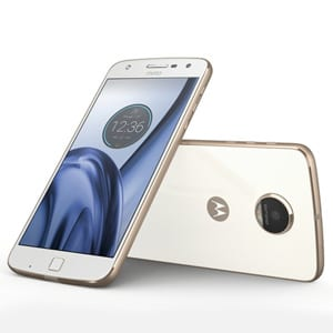 Moto Z Play 32GB White