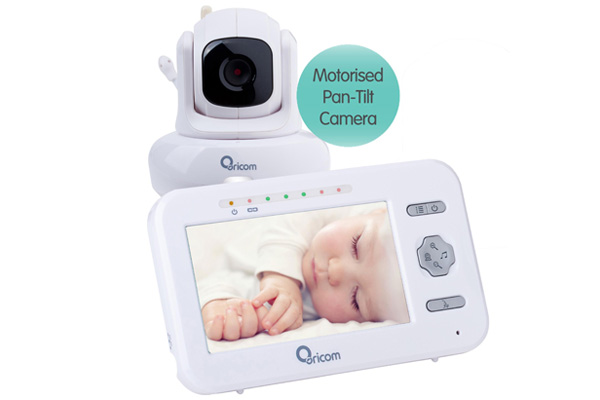 Oricom Sc850 Secure850 Digital Monitor 4 3 Quot Color Display