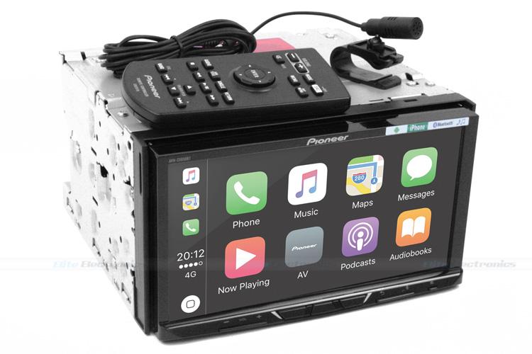 pioneer avh z5050bt 7 bluetooth dvd player w apple carplay. Black Bedroom Furniture Sets. Home Design Ideas