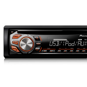 Pioneer DEH-X2650UI iPod/iPhone CD USB Receiver