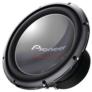 "Pioneer TS-W3003D4 12"" Champion Series PRO Subwoofer"
