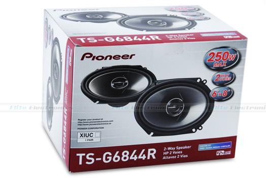 pioneer 6x8 speakers. pioneer ts-g6844r 6x8\ 6x8 speakers