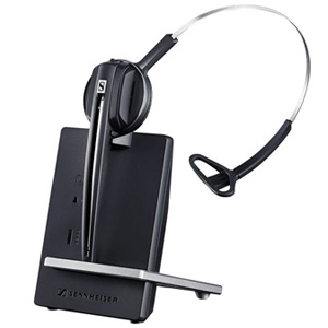Sennheiser D10 Phone DECT Wireless Mono Headset & Base 506411