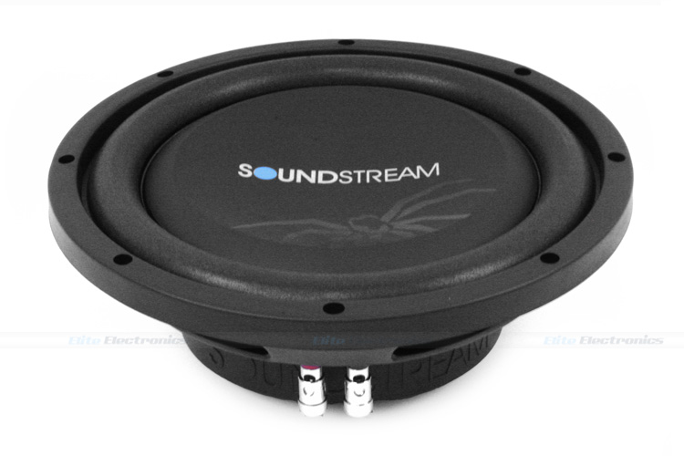 Soundstream PSW.124 Picasso Series 12/″ 600W Shallow Subwoofer