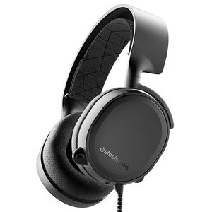 Steelseries Arctis 3 7.1 Gaming Headset Black 2019 Edition 61503