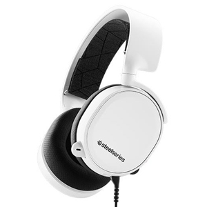 Steelseries Arctis 3 7.1 Gaming Headset White 2019 Edition 61506