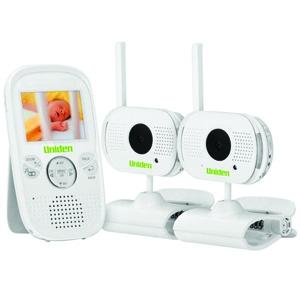 uniden bw3002 2 3 digital wireless baby video monitor remote. Black Bedroom Furniture Sets. Home Design Ideas
