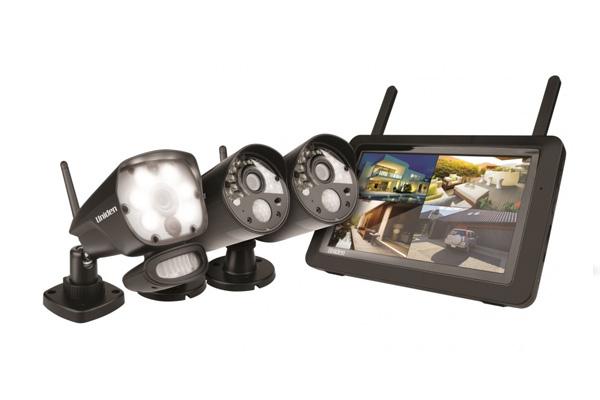 Uniden Guardian G3721l Full Hd Wireless Surveillance