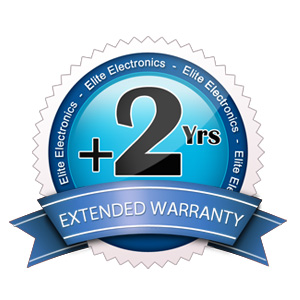 +2 Years Extended Warranty Under $250