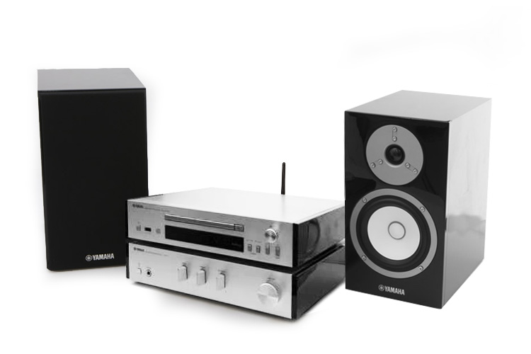 yamaha mcr n670 micro hi fi network airplay bluetooth system. Black Bedroom Furniture Sets. Home Design Ideas