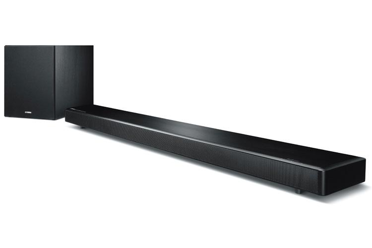 yamaha ysp 2700 7 1 channel soundbar w wireless subwoofer. Black Bedroom Furniture Sets. Home Design Ideas