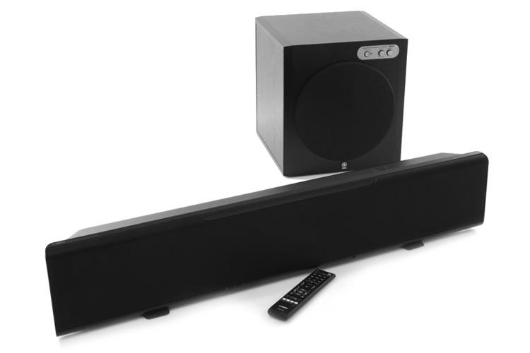 yamaha ysp 5600bsw 7 1 2 channel soundbar w dolby atmos. Black Bedroom Furniture Sets. Home Design Ideas