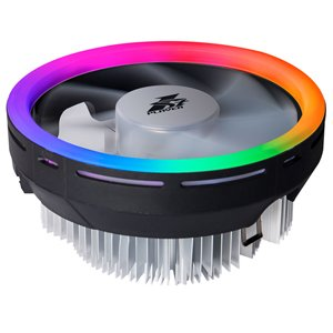1st Player FR1 RGB LED CPU Cooling Fan Heatsink Intel & AMD Support