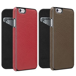 Adopted Leather Folio Wallet Case - iPhone 6 & 6S
