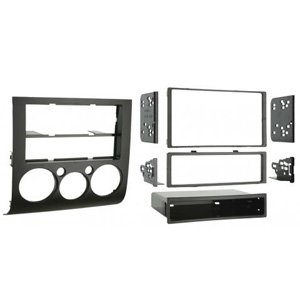 Mitsubishi 380 Single / Double DIN Facia Kit Aerpro 997012