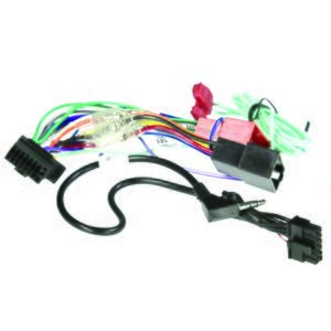 Sony AV 16 Pin Plug to ISO Harness + Type C Patch Lead APP9SP4