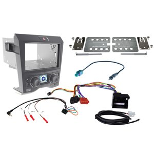 Aerpro FP9350BK Fascia Kit Holden Commodore VE In-Dash Install Black