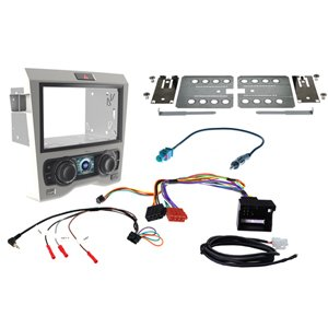 Aerpro FP9350GK Fascia Kit Holden Commodore VE In-Dash Install Grey
