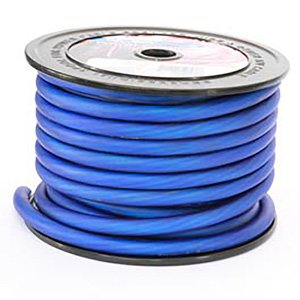 Aerpro MX020B 0 AWG Gauge MAXCOR Series Blue Power Cable Wire
