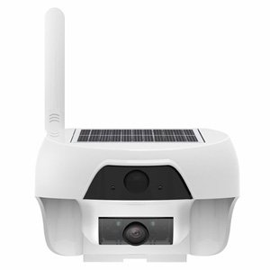 SolarCam Indoor/Outdoor Wireless Solar Powered Security Camera
