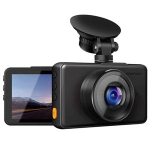 "Apeman C450A 1080P Full HD 30fps Night Vision Dash Camera 3"" Display"