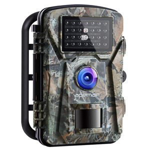 Apeman H45 16MP 1080P Infrared Night Vision Hunting Trail Camera IP66