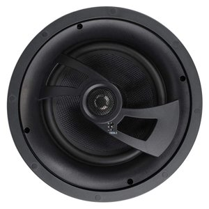 "Aperion Audio 8"" 2-Way Angled In-Ceiling Speaker w/ 1"" Titanium Dome"