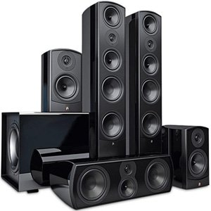 Aperion Verus II Grand Tower XD System (Black Gloss)