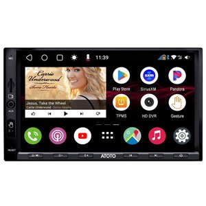 "ATOTO S8 Ultra 7"" 4G Cellular Android Auto CarPlay QC 3.0 S8G2A78U"