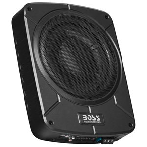 "Boss Audio BAB10 10"" Low Profile Amplified Car Subwoofer 1200 Watts"
