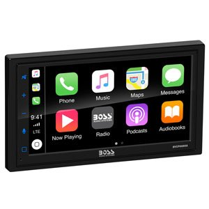 "Boss Audio BVCP9685A Apple CarPlay Android Auto 6.75"" Bluetooth"