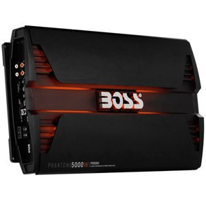 Boss Audio PD5000 5000W Mono Channel Amplifier