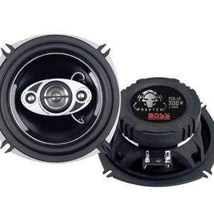"Boss Audio P55.4C 5-1/4"" 4-Way Speakers"