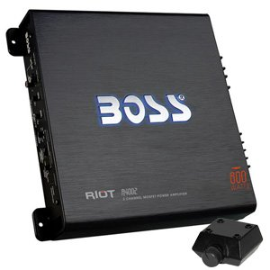 Boss Audio R4002 2-Channel 800W Amplifier
