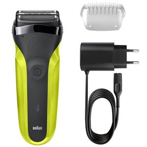 Braun 300S Series 3 Shaver Electric Clean Rechargeable