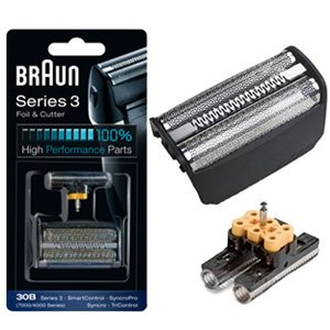 Braun 30B Replacement Foil & Cutter