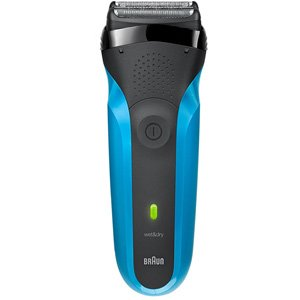 Braun 310S Series 3 Rechargeable Waterproof Cordless Mens Shaver