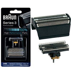 Braun 31B Replacement Foil & Cutter