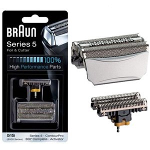 Braun 51S Replacement Foil & Cutter