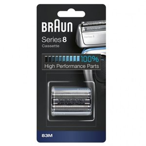 Braun 83M Series 8 Shaver Replacement Foil Cassette