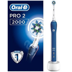 Oral-B PRO 2 2000 Electric Toothbrush Blue