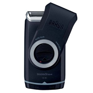Braun M30 MobileShave Portable Shaver