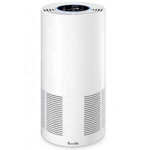 Breville LAP500WHT The Smart Air Plus Purifier 4-Stage Purifier