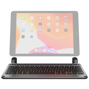 Brydge 10.2 Bluetooth Keyboard for iPad 7th Gen Space Grey BRY80022